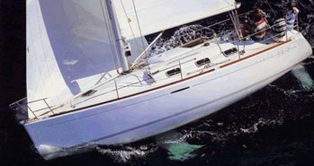 Oceanis Clipper 393 Sailing Boat